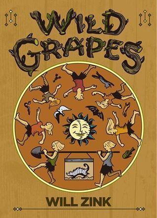 Wild Grapes  by  William Zink