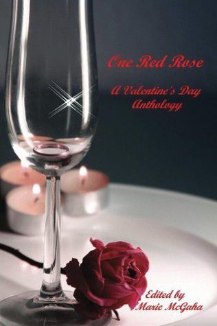 One Red Rose  by  Marion Tickner