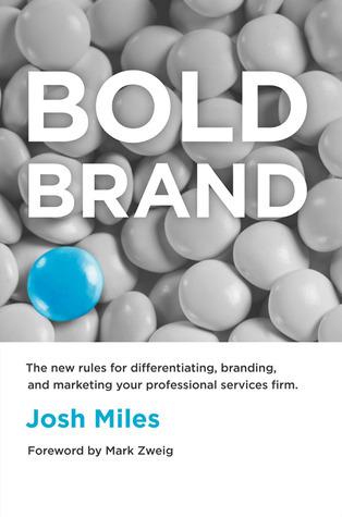 Bold Brand Josh Miles