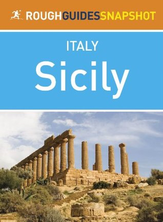 Sicily Rough Guides Snapshot Italy Martin Dunford