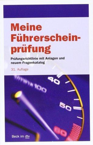 Meine Führerscheinprüfung. Karl Eckhardt