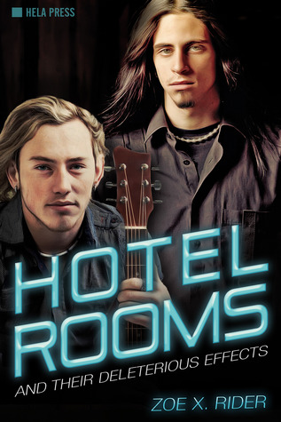 Hotel Rooms  by  Zoe X. Rider