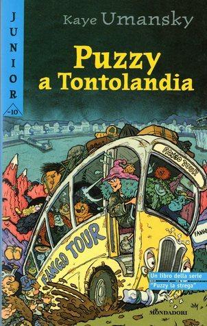 Puzzy a Tontolandia  by  Kaye Umansky