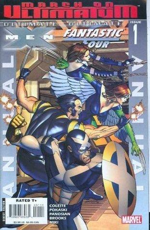 Ultimate X-Men / Fantastic Four Annual #1  by  Joe Pokaski