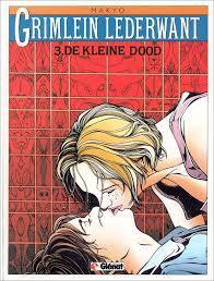 De kleine dood (Grimlein Lederwant, #3)  by  Pierre Fournier