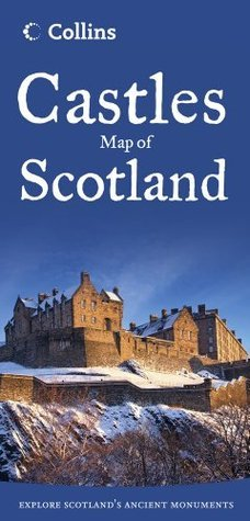 Collins Castles Map of Scotland  by  Collins Publishers