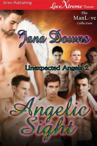Angelic Sight (Unexpected Angels 2)  by  Jana Downs