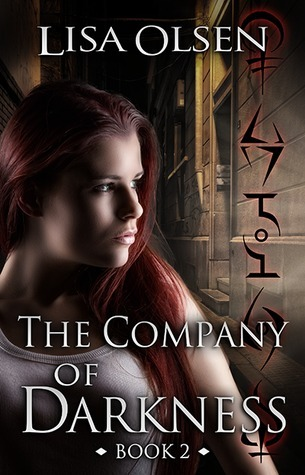 The Company of Darkness (The Company #2)  by  Lisa Olsen