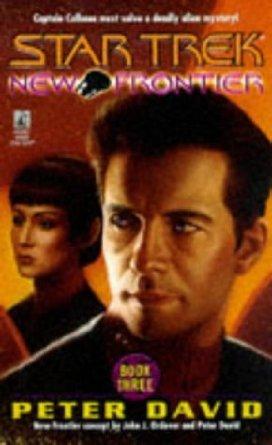 The Two-Front War (Star Trek: New Frontier, #3) Peter David