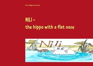 Nili - the hippo with a flat nose Victoria Bingham