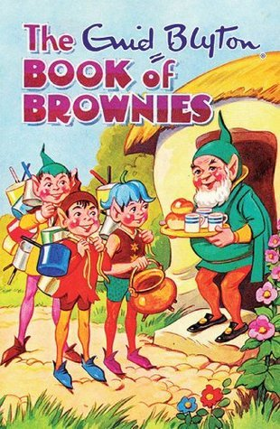 The Book of Brownies Enid Blyton