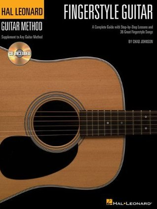 Fingerstyle Guitar (Hal Leonard Guitar Method (Songbooks)) Chad Johnson