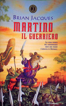 Martino Il Guerriero Brian Jacques
