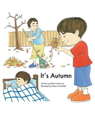 Its Autumn  by  Melanie Bosman