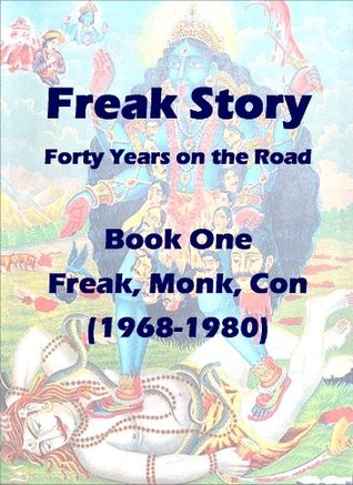 Freak, Monk, Con (Freak Story #1)  by  Sam Sundance