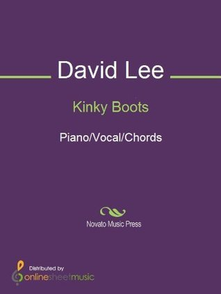 Kinky Boots  by  David Lee