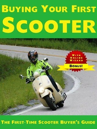 Buying Your First Scooter Alan Hearnshaw