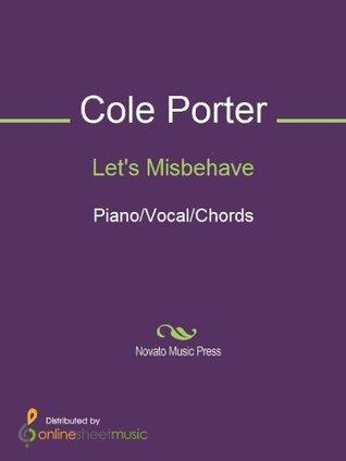 Lets Misbehave Cole Porter