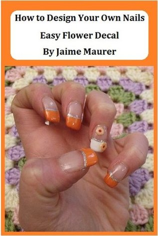 Easy Flower Decal  by  Jaime Maurer
