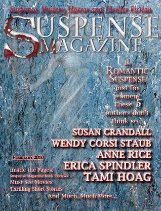 Suspense Magazine February 2010 John Raab