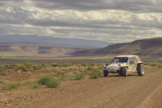 Cape to Cairo in a Beach Buggy  by  Adriaan Rossouw