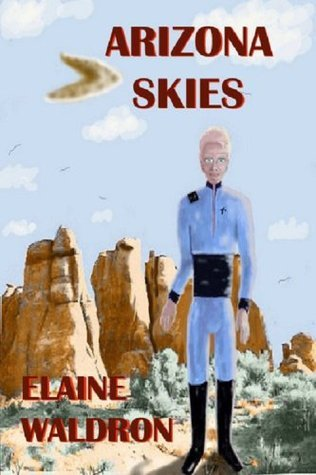 Arizona Skies  by  Elaine Waldron