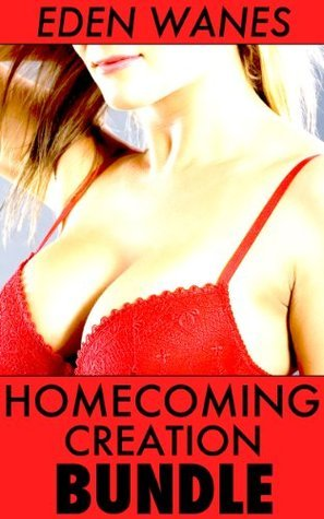 Homecoming Creation Bundle: Tales of Bimbofication, Body Modification, and Mind Control Eden Wanes