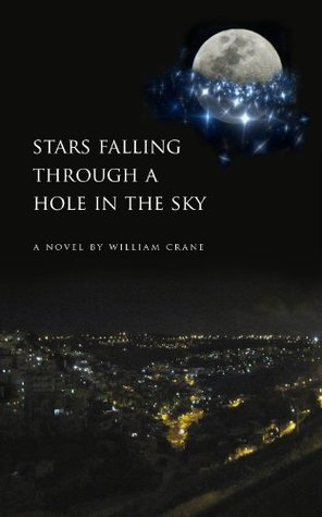 Stars Falling Through A Hole In The Sky  by  William Crane