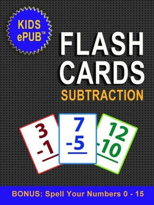 Flash Cards for E-Pubs: Subtraction Barbara OToole