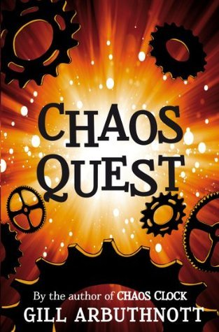 Chaos Quest  by  Gill Arbuthnott