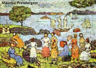 378 Color Paintings of Maurice Prendergast - American Post-Impressionist Painter (October 10, 1858 - February 1, 1924)  by  Jacek Michalak