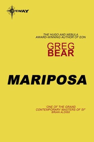 Mariposa (Quantico, #2) Greg Bear