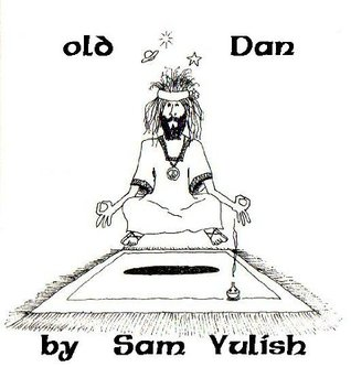Old Dan A Futuristic Story About a 1960s Hippie Living in the Year 2022 Sam Yulish