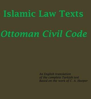 Islamic Law Texts C.A. Hooper