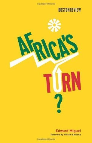 Africas Turn? (Boston Review Books)  by  Edward Miguel