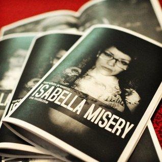tsurufoto presents... ISABELLA MISERY: the nudiezine  by  Aaron Driggers