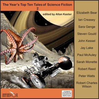 The Years Top Ten Tales of Science Fiction 2  by  Allan Kaster