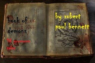 Book of demons  by  Robert Bennett