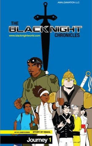 The Blacknight Chronicles Yusef Ismail