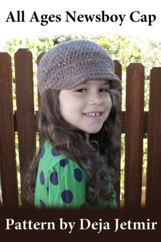 All Ages Newsboy Cap Crochet Pattern Deja Jetmir