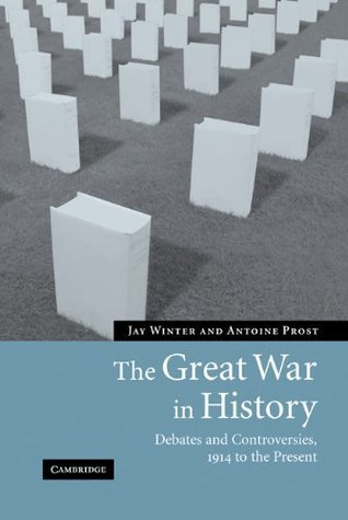The Great War in History: Debates and Controversies, 1914 to the Present (Studies in the Social and Cultural History of Modern Warfare, 21)  by  Jay Murray Winter