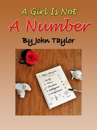 A Girl is not a Number John Taylor