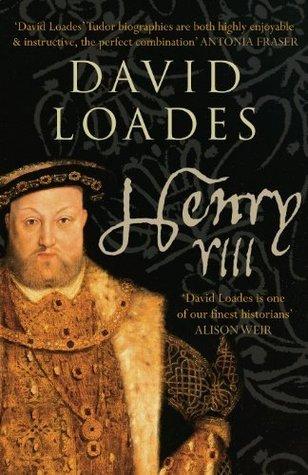 HENRY VIII  by  David Loades