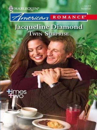 Twin Surprise (Times Two - Book 4)  by  Jacqueline Diamond