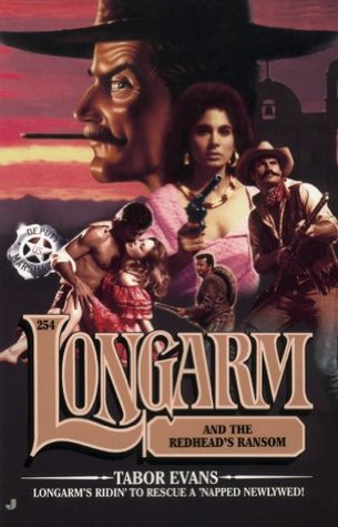 Longarm and the Redheads Ransom (Longarm, #254)  by  Tabor Evans
