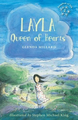 Layla Queen of Hearts Glenda Millard