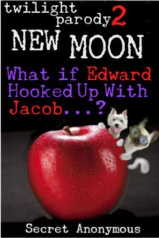 New Moon parody What if Edward Hooked Up With Jacob...? Secret Anonymous