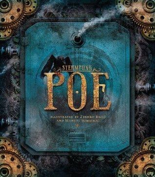 Steampunk: Poe  by  Zdenko Bašić