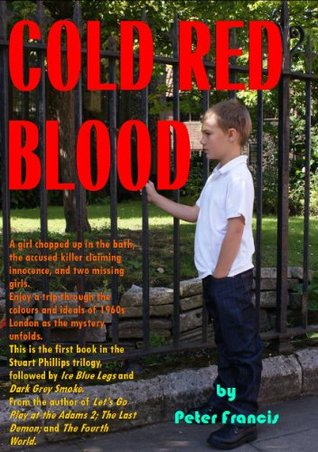 Cold Red Blood  by  Peter Francis