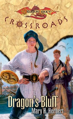 Dragons Bluff: Crossroads Mary H Herbert